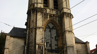 Saint Michael's church, Ghent>