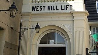 West Hill Cliff Railway>