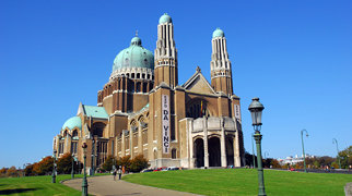 Basilica of the Sacred Heart, Brussels>