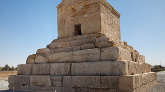Tomb of Cyrus>