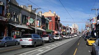 Brunswick Street, Melbourne>