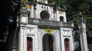 Quan Thanh Temple>