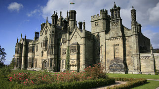 Margam Castle>