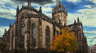 St. Giles' Cathedral>
