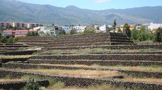 Pyramids of Güímar>