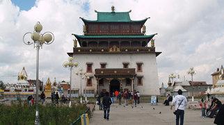 Gandantegchinlen Monastery>