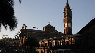 St Joseph's Cathedral, Asmara>