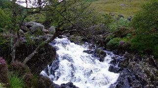 Buchan Waterfall>