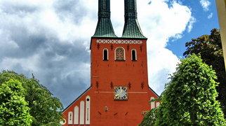 Växjö Cathedral>