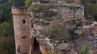 Altdahn Castle>