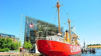 United States lightship Chesapeake (LV-116)>