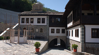 Saint Jovan Bigorski Monastery>