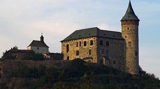 Kunětice Mountain Castle>