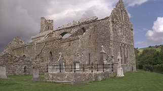Corcomroe Abbey>
