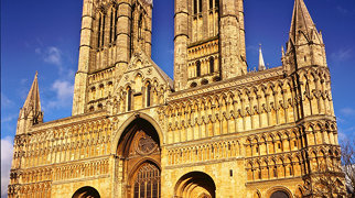 Lincoln Cathedral>