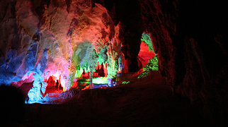 Jenolan-barlangrendszer>