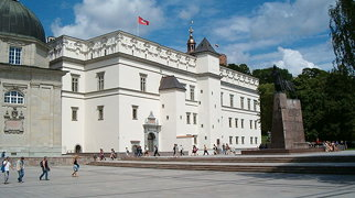 Royal Palace of Lithuania>