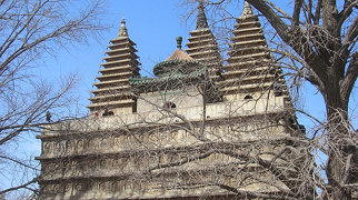 Zhenjue Temple>