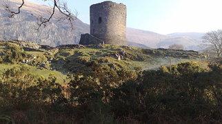 Dolbadarn Castle>