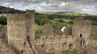 Kidwelly Castle>