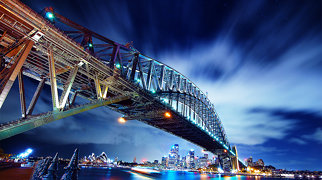 Sydney Harbour Bridge>