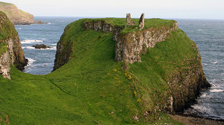 Dunseverick Castle>