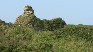 Kenfig Castle>