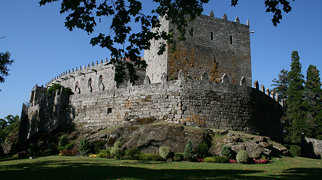 Castle of Soutomaior>