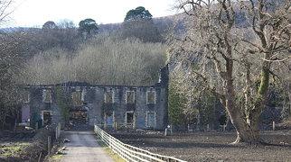 Aberpergwm House>