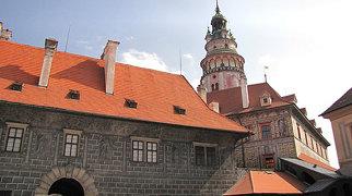 Κάστρο του Τσέσκι Κρούμλοβ>