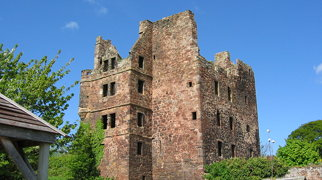 Redhouse Castle>
