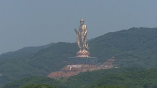 Spring Temple Buddha>