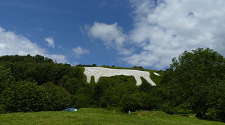 Kilburn White Horse>