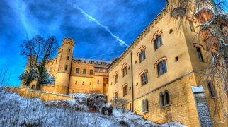 Hohenschwangau Castle>