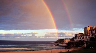 Bãi biển Bondi, New South Wales>
