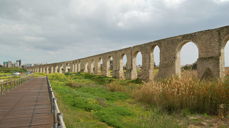 Bekir Pasha Aqueduct>