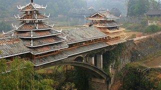 Yongji-Brücke in Chengyang>