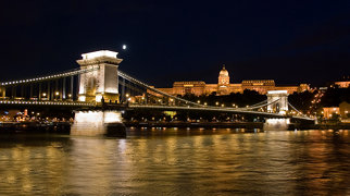 Széchenyi Chain Bridge>