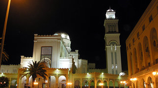 Tripoli Cathedral>