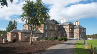 Dalkeith Palace>