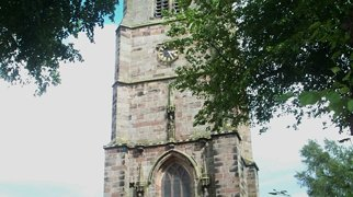 St Chad's Church, Wybunbury>
