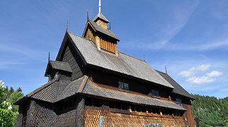Eidsborg Stave Church>