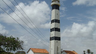 Preguiças Lighthouse>