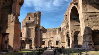 Baths of Caracalla>