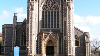 Sacred Heart Church (Wimbledon)>