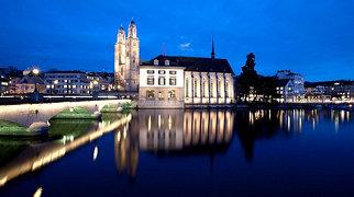 Zürich town hall>