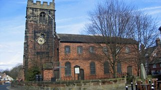 St Luke's Church, Holmes Chapel>
