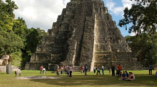 Tikal>