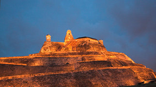 Castillo San Felipe de Barajas>