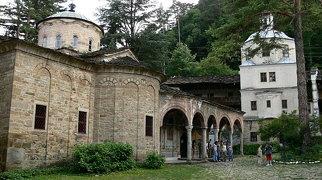 Troyan Monastery>